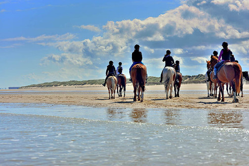 Horse ridingTaormina