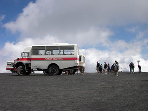 Unimog Vehicles 4x4, Etna Summit