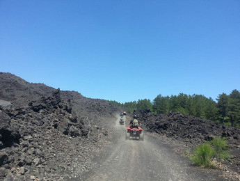 Sicily Quad Bike Adventures, Etna