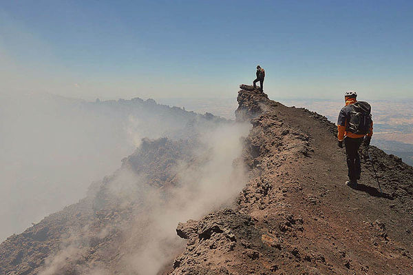 Etna Summit Tour