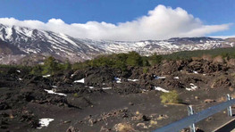 Paesaggi vulcanici, Etna Quad Tour