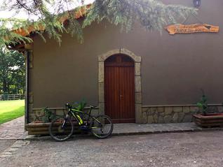 Refuge in the Nebrodi park, Hire Electric Bike Sicily