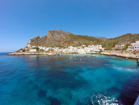 Levanzo, Gite barca Isole Egadi Favignana