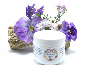 Botanical Delights Nerve Pain Relief Butter - All Natural Solution that WORKS!