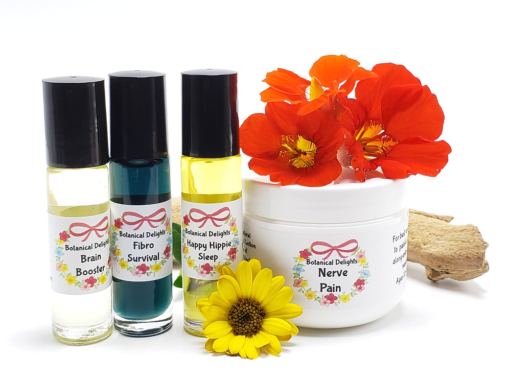Fibromyalgia Natural Essential Oils