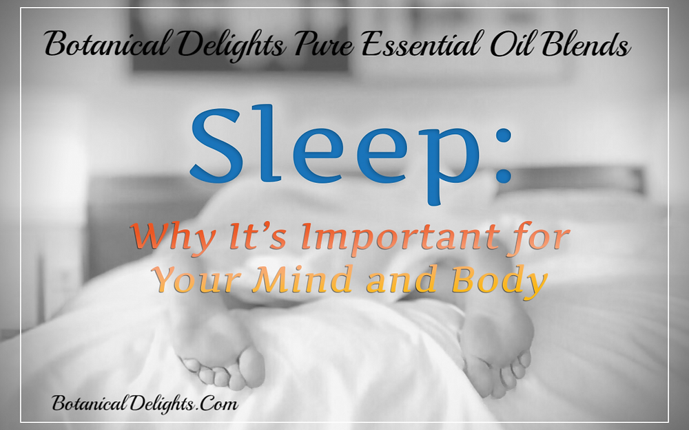 Sleep Relaxation Anxiety Essential Oil Recipes DIY