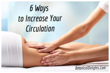 6 Ways to Increase Your Circulation