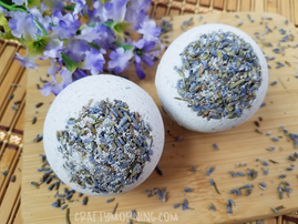 DIY Summer Bath Bombs