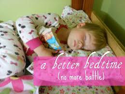 kids sleep insomnia bedtime routine