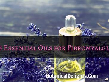 8 Essential Oils for Fibromyalgia