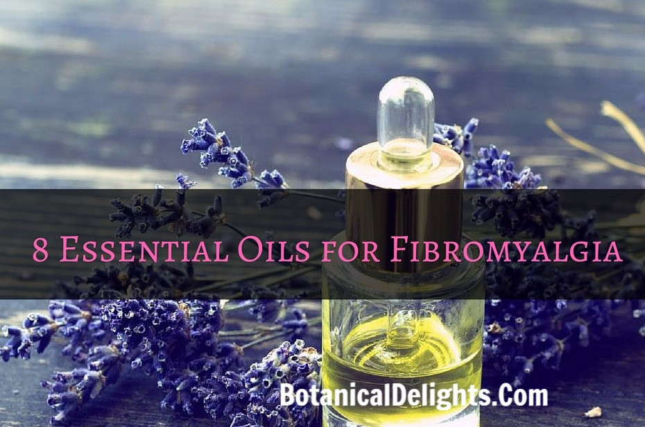 Fibromyalgia Essential Oils