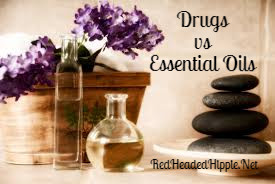 Drugs vs Essential Oils