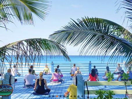 Une yogi aux Bahamas: éloge au yoga et réflexion sur sa pratique