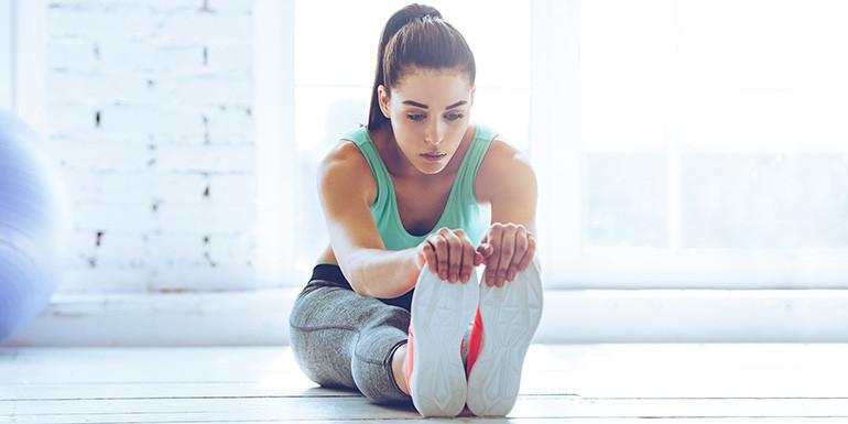 Du bonbon pour ton corps: six exercices qui font du bien!