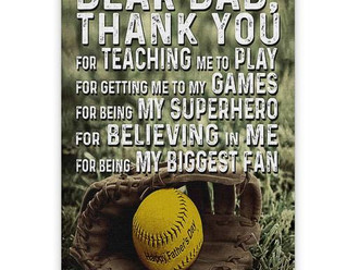To all the bucket Dads - but especially mine!