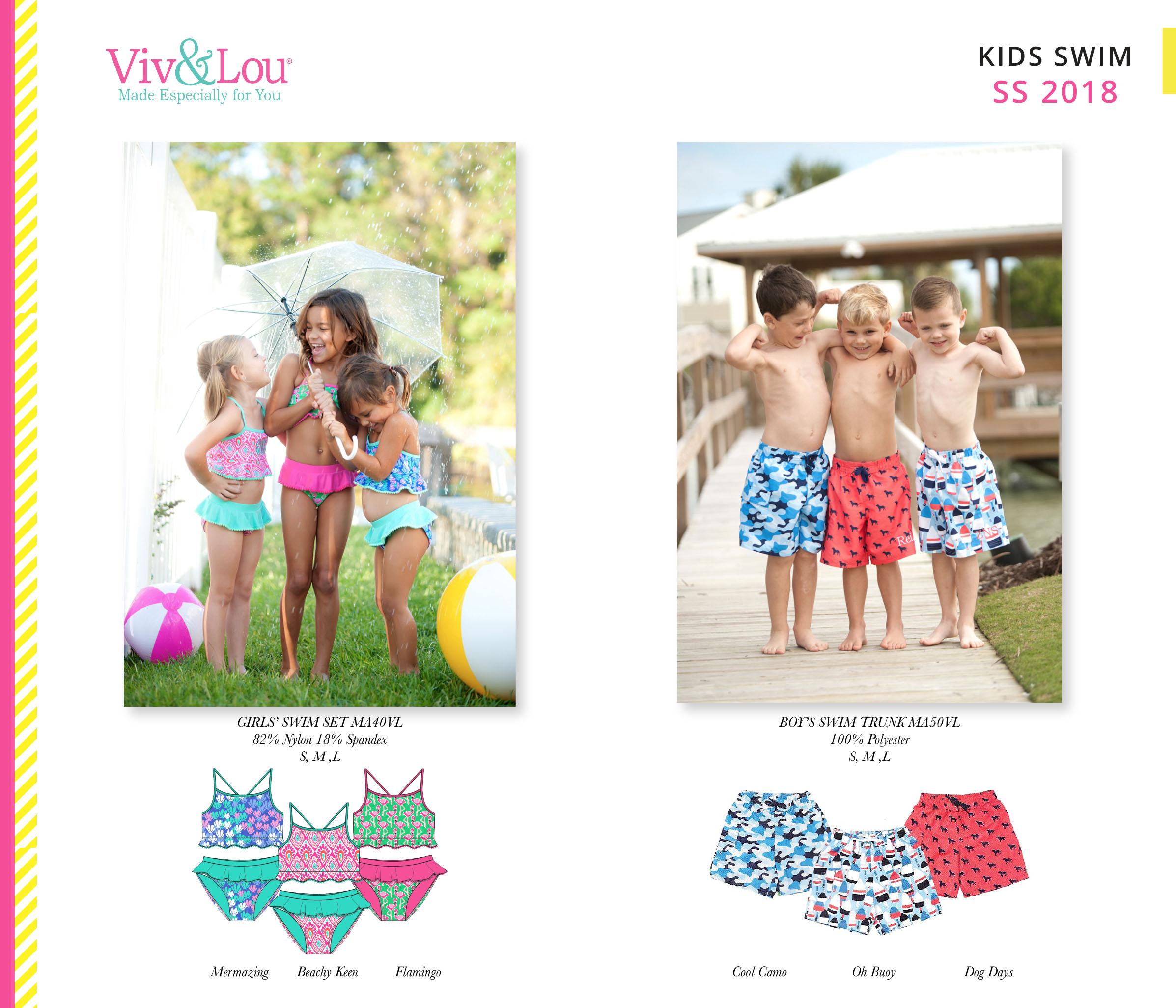 Viv&LouKidsSwim