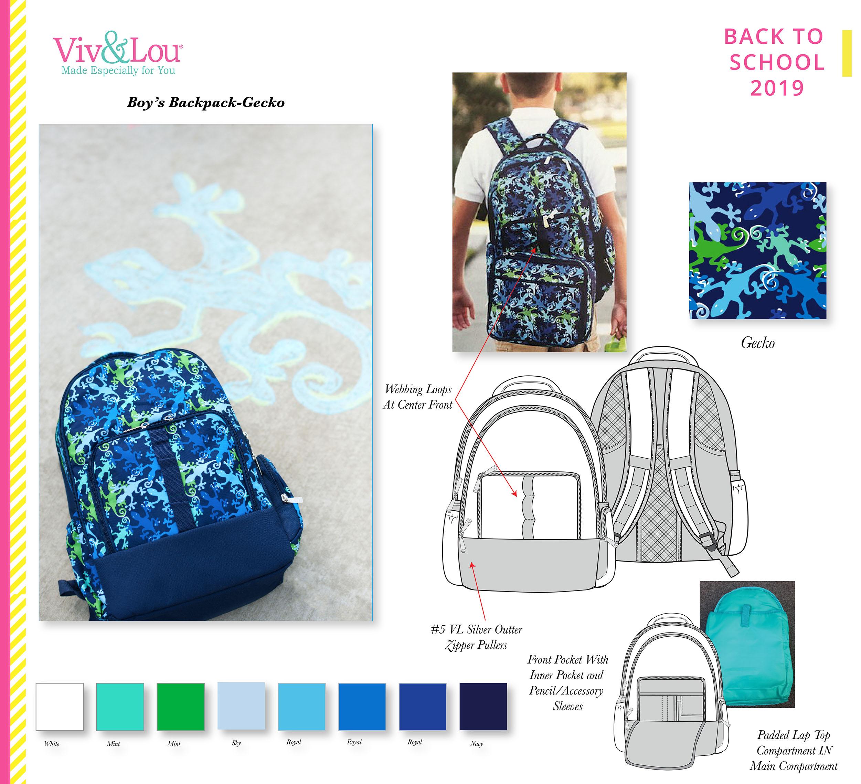 Viv&LouBoy'sBackpack