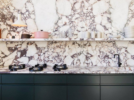 DESIGNERS ON DESIGNING WITH NATURAL STONE