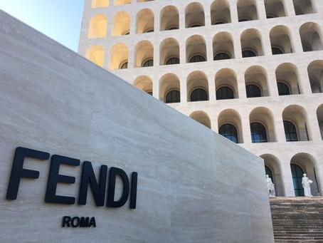 Fendi moves headquarters into iconic prewar marble building