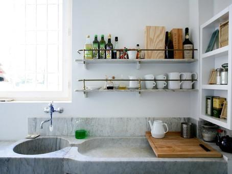 The Kitchen Counter Challenge