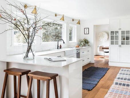 10 Gorgeous Scandinavian Inspired Kitchens You'll Love