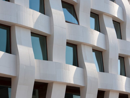 The Purity and Architectural Beauty of Marble Façades