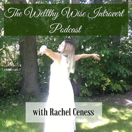 The Wellthy  Wise  Introvert  Podcast.pn