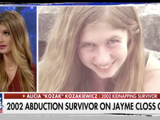 Abduction Survivor's Response to Jayme Closs