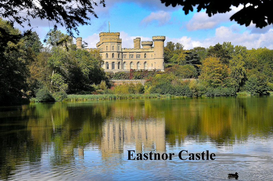 Eastnor Castle Ledbury