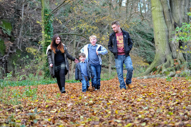 Himley Autumn Shoot