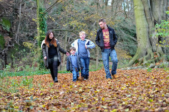 Himley Autumn Shoot