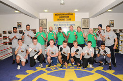 Boxing & Sports Clubs