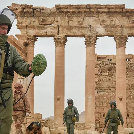TRABALHO EM EQUIPE: SÍRIA E RÚSSIA CONSEGUEM ELIMINAR 338 TERRORISTAS EM TEMPO RECORDE