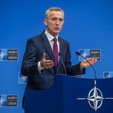 NATO DISCUTE ESTA SEGUNDA-FEIRA CRISE ENTRE EUA E IRÃ EM REUNIÃO EXTRAORDINÁRIA.