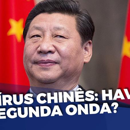 SEGUNDA ONDA DO VÍRUS CHINÊS: COMUNISMO EM ESCALA GLOBAL, MAIS LETAL QUE A PRIMEIRA