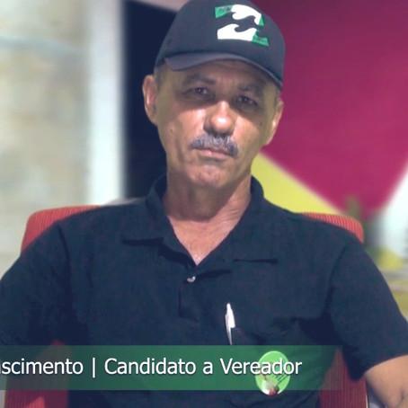 DOMINGO DE FESTA PARA O CANDIDATO A VEREADOR DE GUAMARÉ MANÚ DE NASCIMENTO