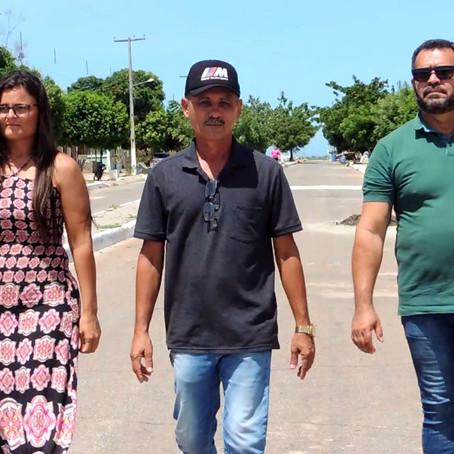 COMO PROMETIDO, VEREADOR MANÚ DE NASCIMENTO REVISITA SEUS ELEITORES APÓS ELEIÇÃO