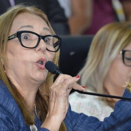 VEREADORA DIVA É ACUSADA DE DESVIAR MAIS DE R$ 1 MILHÃO, QUANDO ESTEVE PREFEITA DE GUAMARÉ
