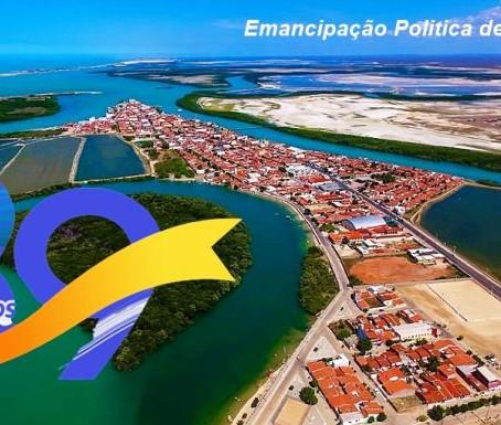 SEXTA FEIRA (07) FERIADO MUNICIPAL, EMANCIPAÇÃO POLÍTICA DE GUAMARÉ