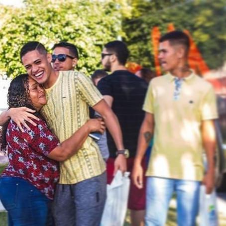 SONHO REALIZADO! RESTAURANTE MADERO DE CURITIBA-PR E PREFEITURA DE GUAMARÉ FORMAM PARCERIA