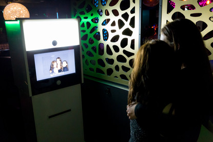 Nightclub Photobooth Hire Kent