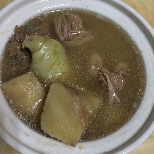 #021 清補涼排骨湯