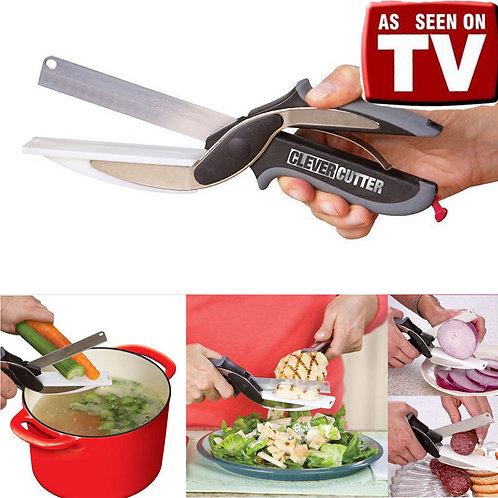 聰明廚房剪 Clever cutter /換領: 25個MOMA印花 免費換購