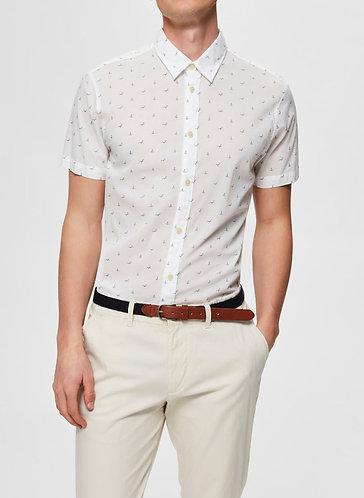 Camisa Organic Cotton Manga Corta