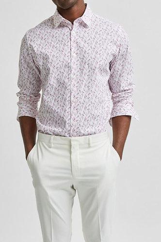 Camisa Regular Estampada
