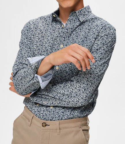 Camisa Slim Organic cotton