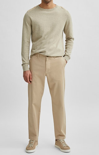 Pantalones Basic Chinos Slim