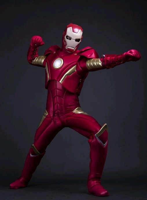 Персонаж Железный человек