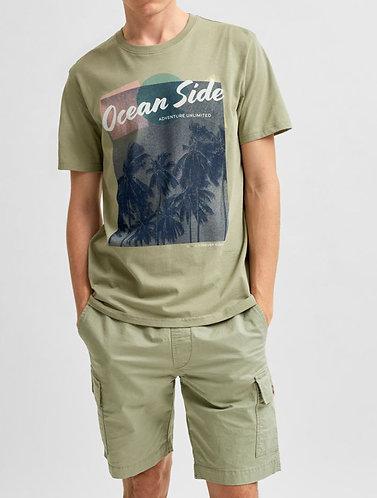 Camiseta Estampado Verano