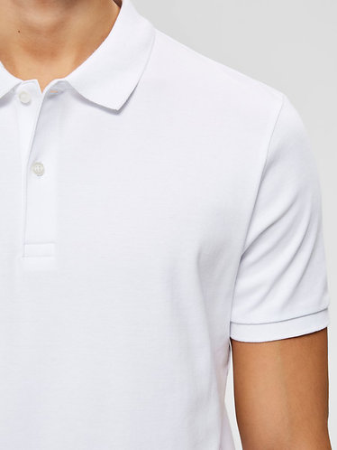 Polo Liso Regular Fit